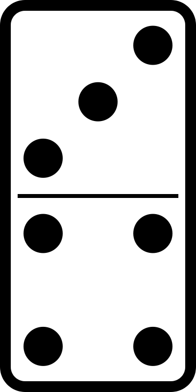 Free domino set 19