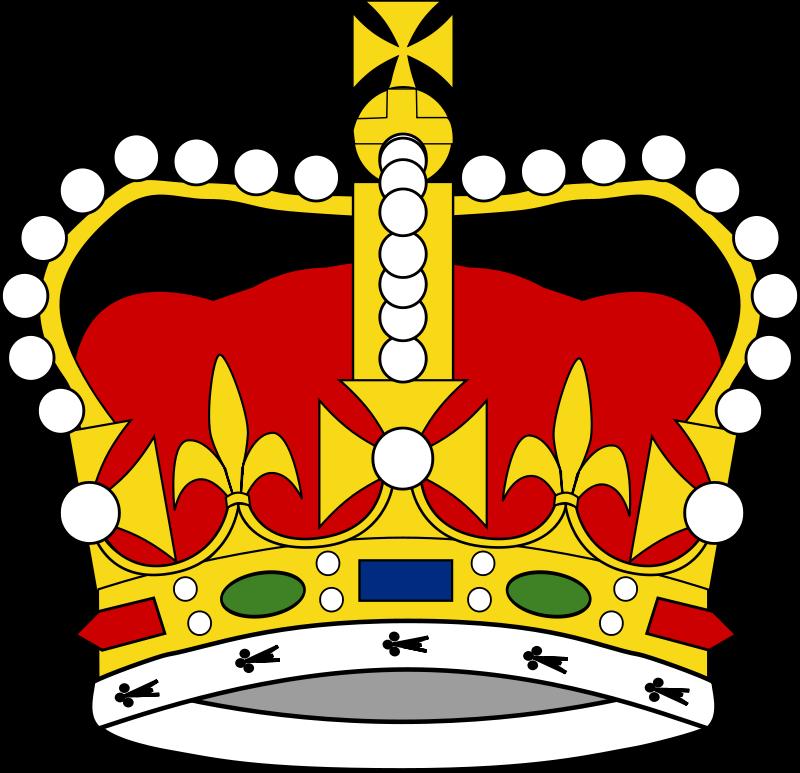 Free Crown of Saint Edward