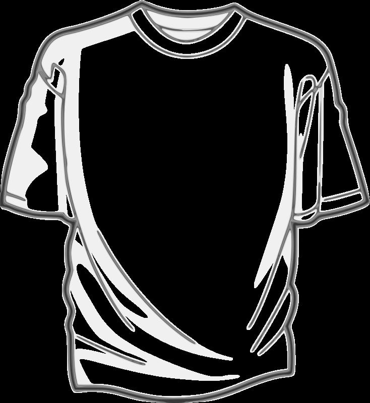 Free Blank T-Shirt