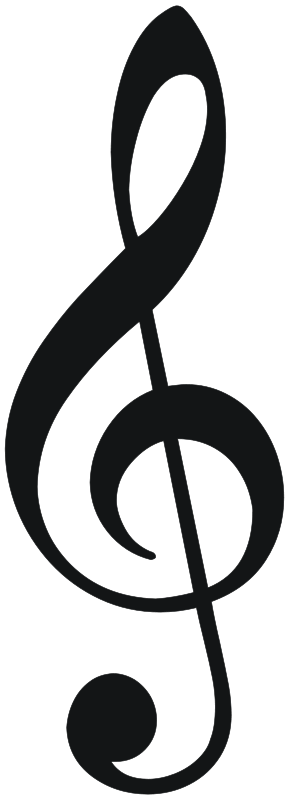 Free treble clefs