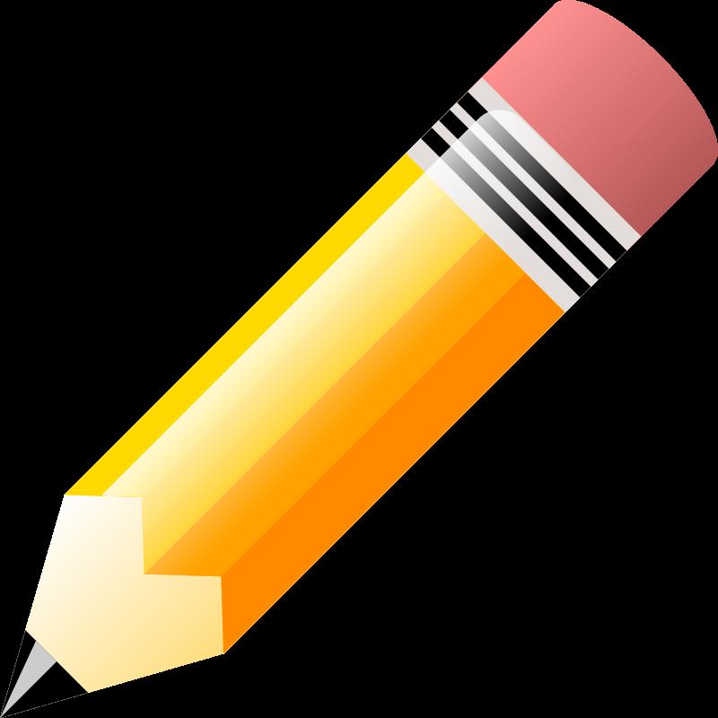 free clipart pencil barretr rh 1001freedownloads com clipart pencil black and white clipart pencil case