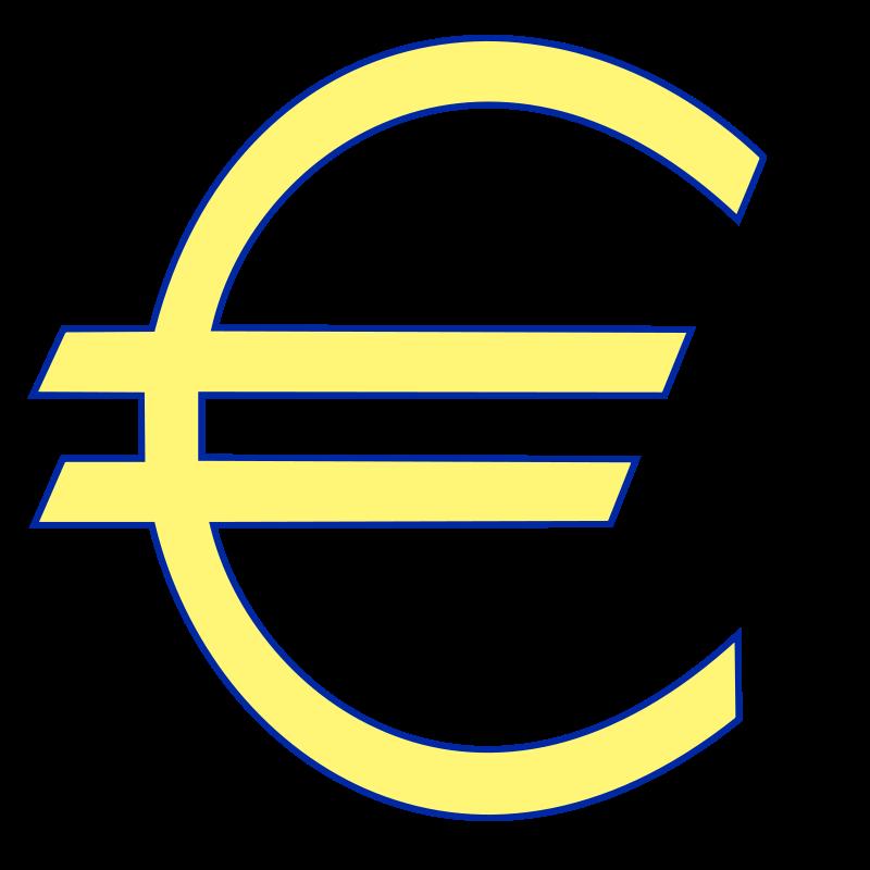 Free Money euro symbol