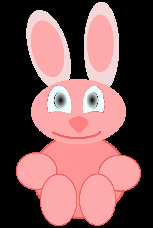 Free baby rabbit