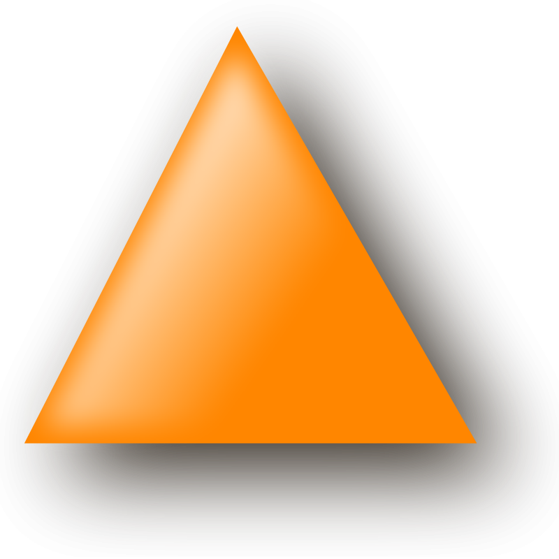 Free orange triangle