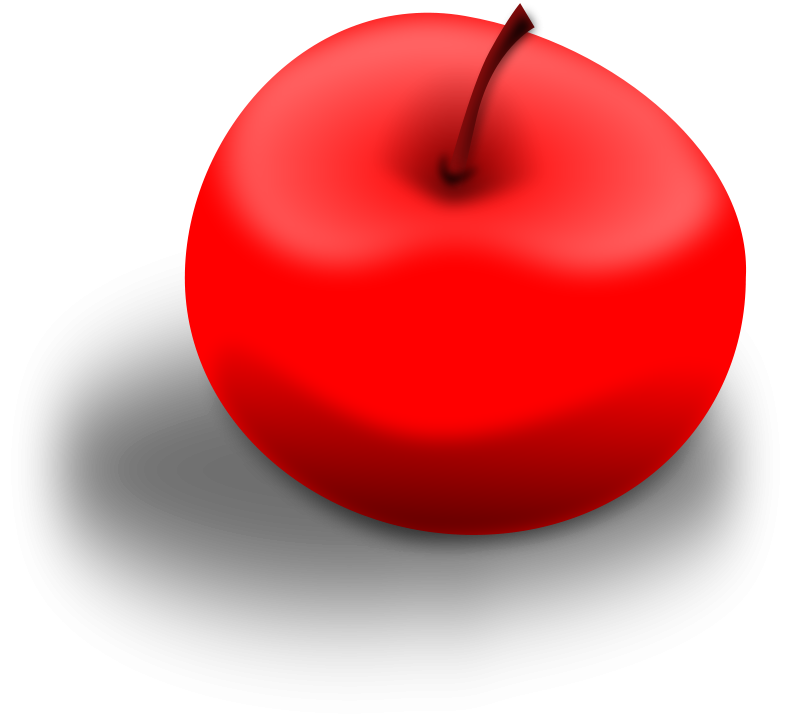 Free Apple Red
