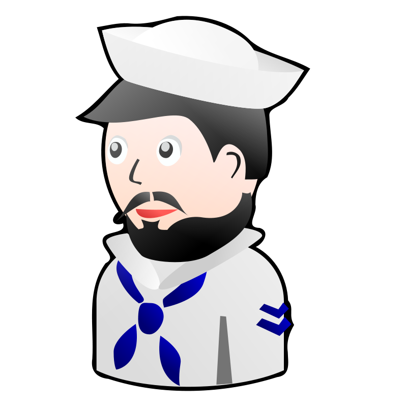 free clipart toy sailor nicubunu rh 1001freedownloads com clipart sailor ship sailor clipart png