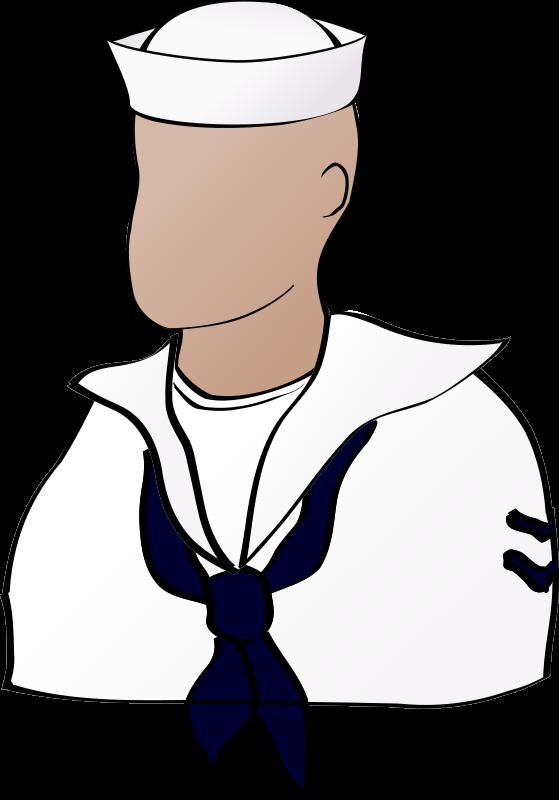 Free Faceless sailor