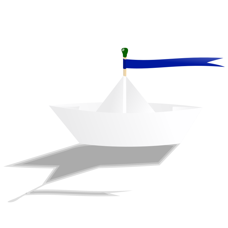 Free Paperboat