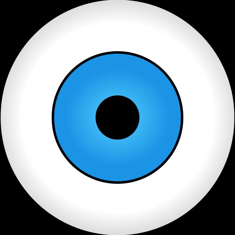 Free Olho Azul / Blue Eye