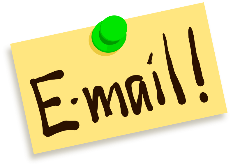 Free Thumbtack note email