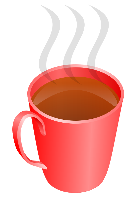 Free Clipart: A cup of tea | Rau