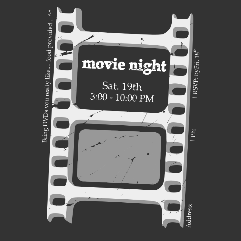 Free Movie night ticket