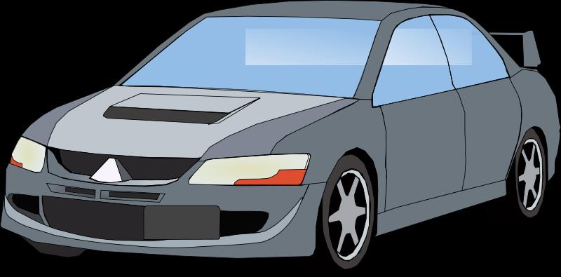 Free car Mitsubishi
