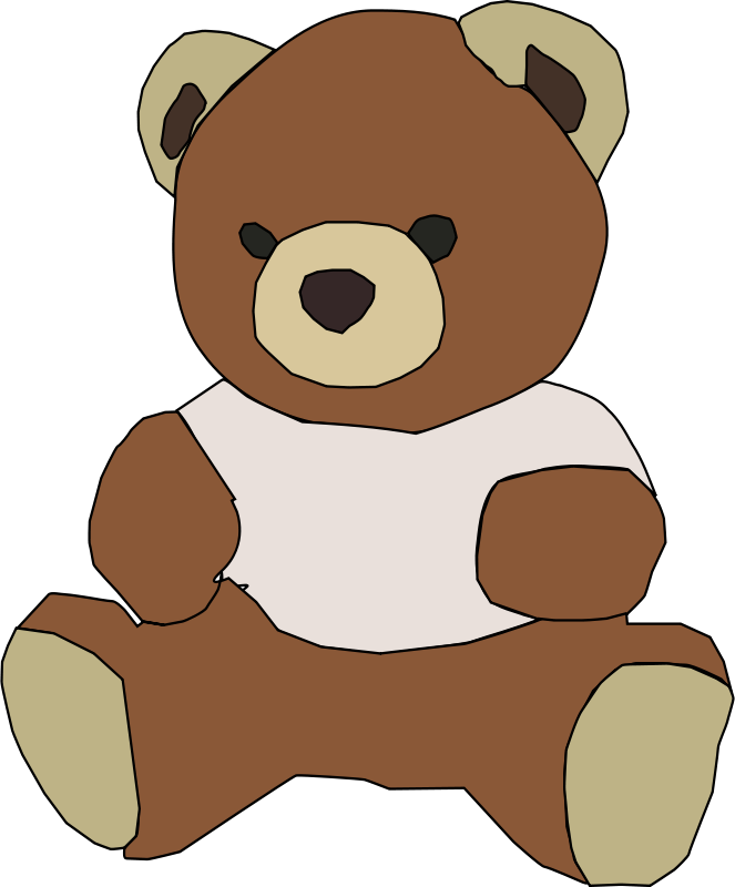 Free teddy bear