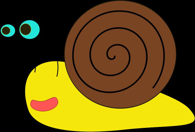 free clipart snail machovka rh 1001freedownloads com