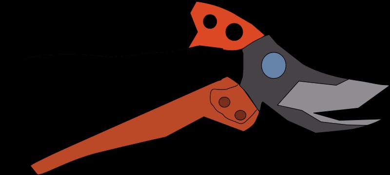 Free Garden scissors