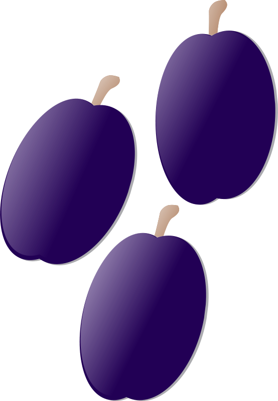 Free plums