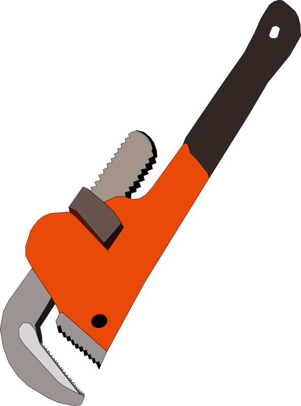 Free Pipe wrench