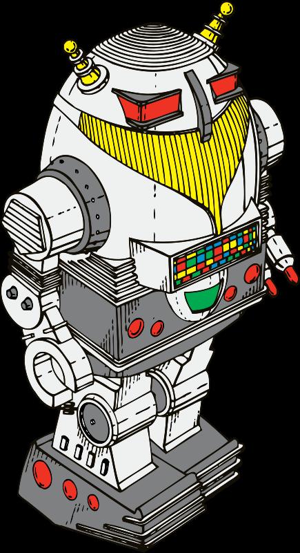 Free toy robot