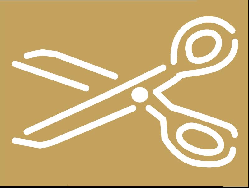 Free A pair of scissors