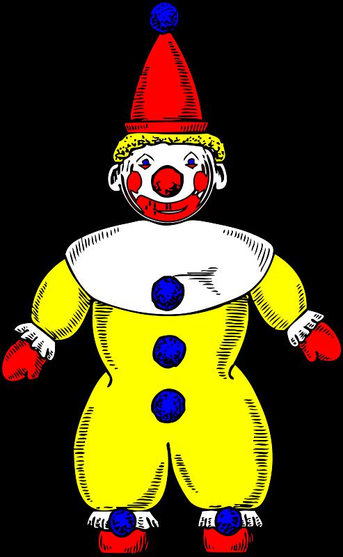 Free clown