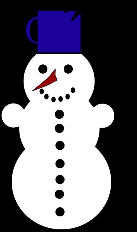 Free snowman2
