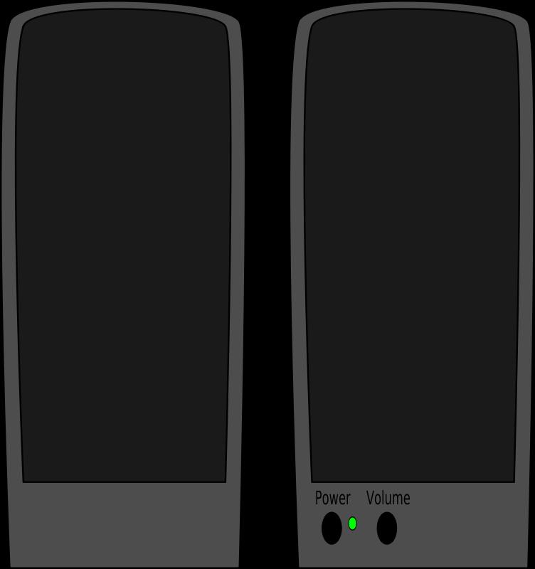 Free loud-speakers