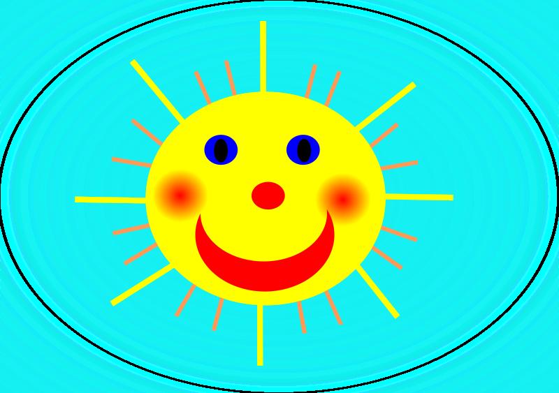 Free summer sun