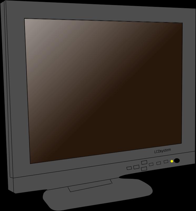 Free monitor LCD