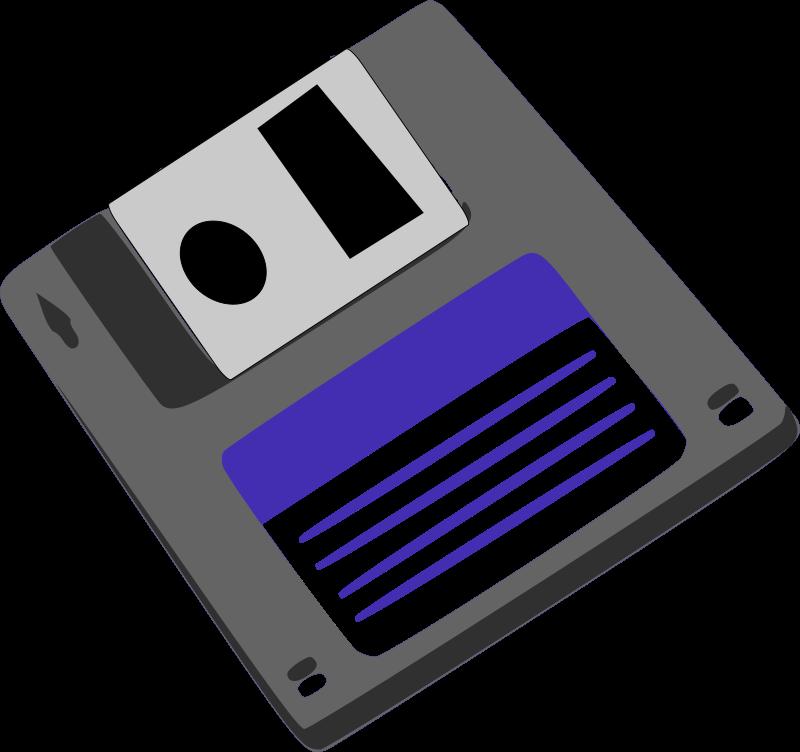 Free floppy diskette