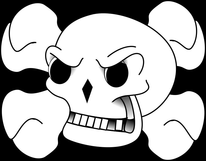 Free Skull and Bones