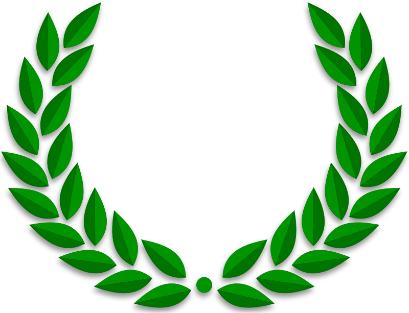 Free Laurel wreath