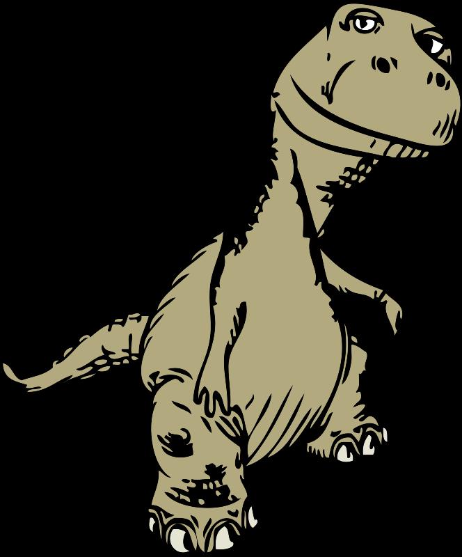 Free dinosaur