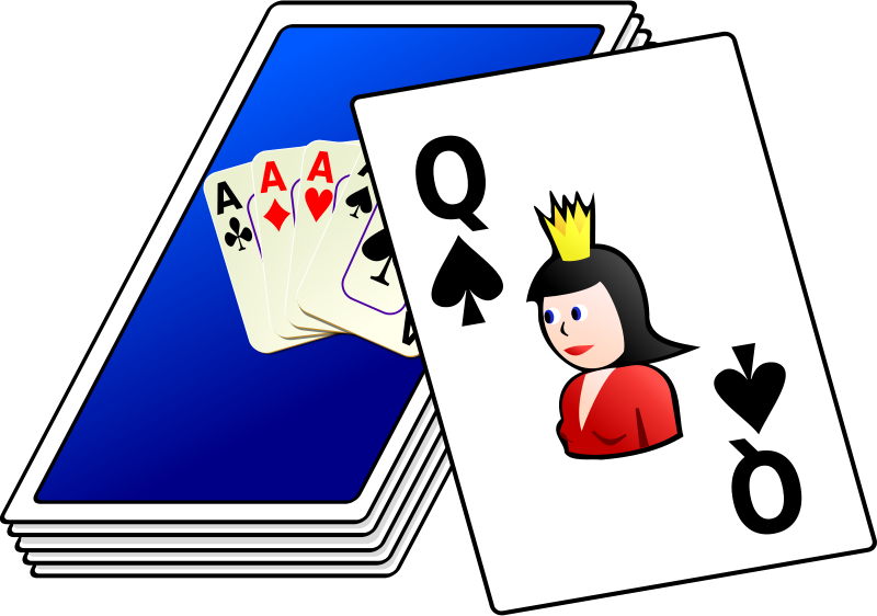 Free Clipart: Deck of cards | ryanlerch