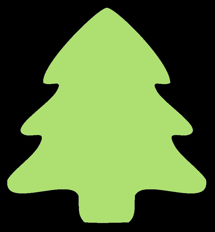 Free christmas tree icon