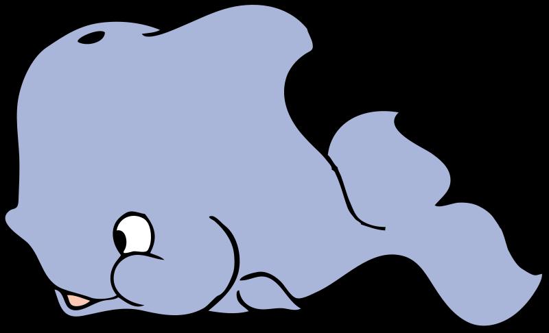 Free cute whale