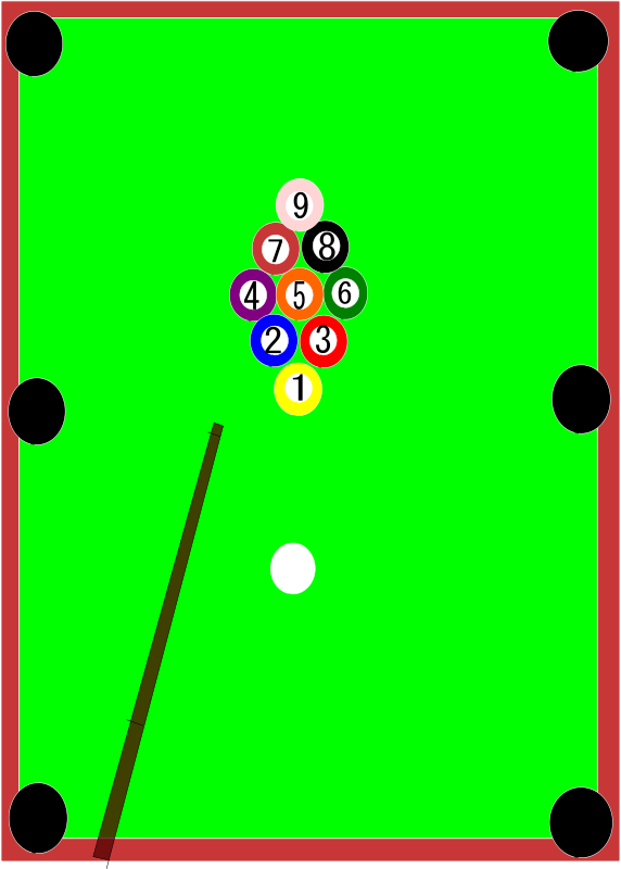 Free Clipart: 9ball | lord