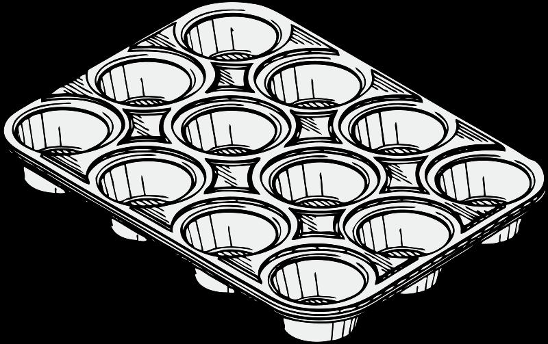 Free muffin tin