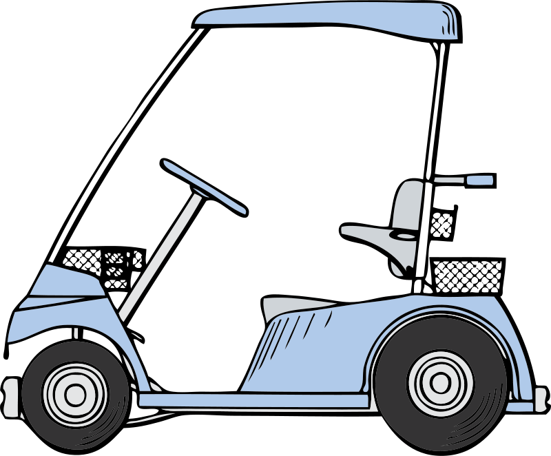 free clipart golf cart johnny automatic rh 1001freedownloads com golf cart clip art free images golf cart clipart black and white