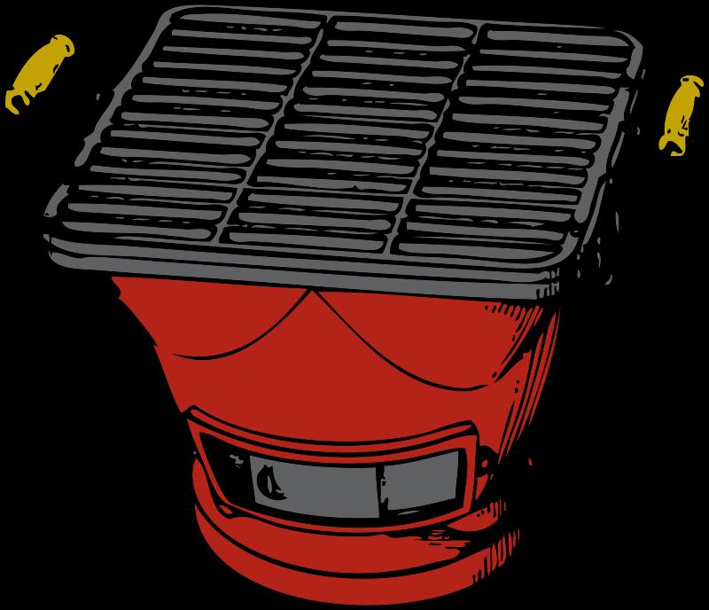 Free hibachi grill