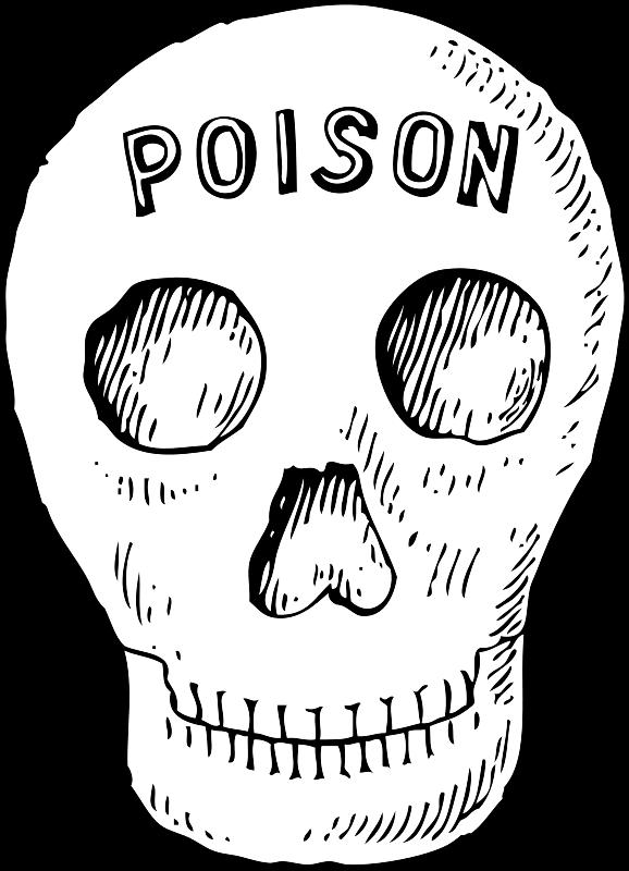 Free poison skull