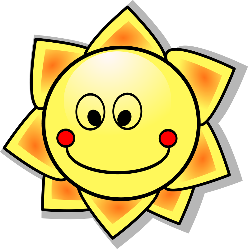 Free Clipart: Sole | massimo