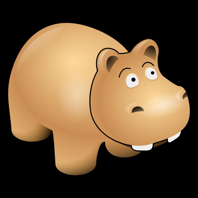 Free hippo
