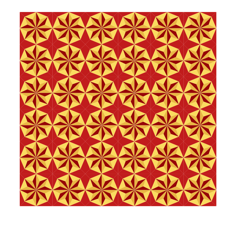 Free Inlay Parquet Floor Design 120306