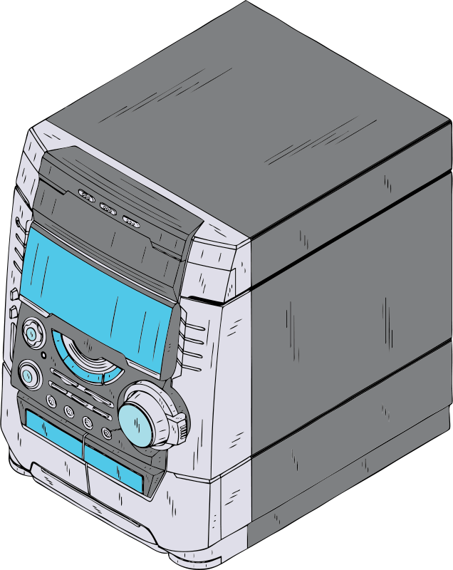 Free compact stereo