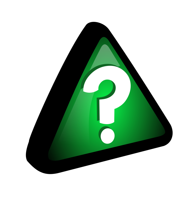 Free Green - Query Icon