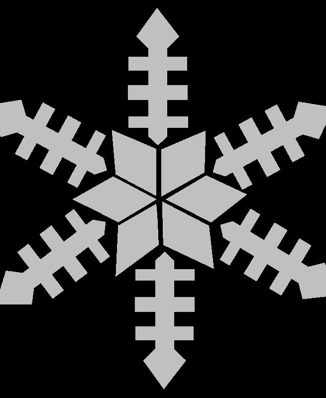 Free snowflake