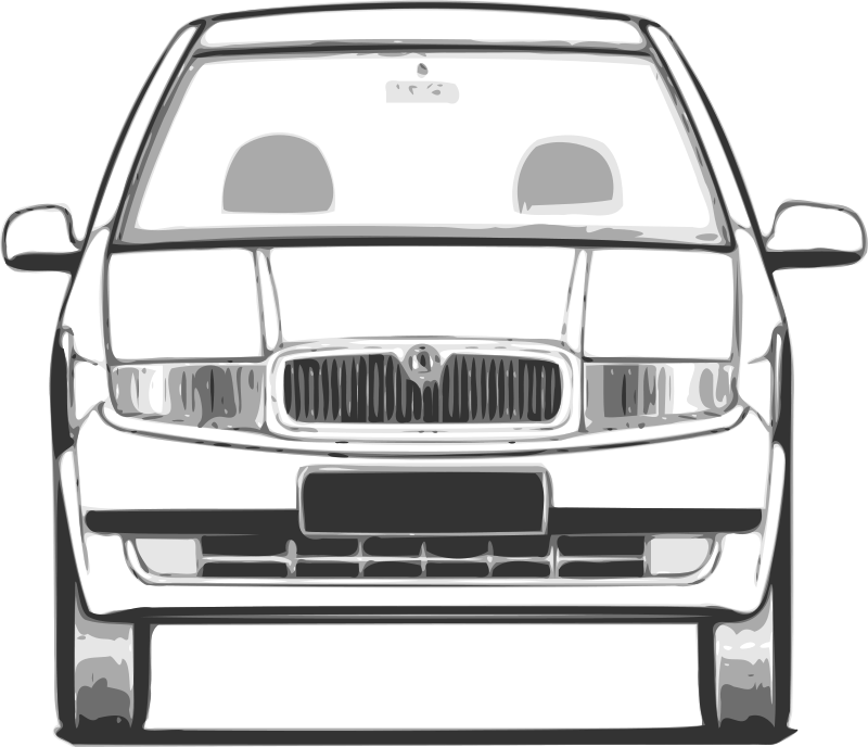 Free fabia - front view
