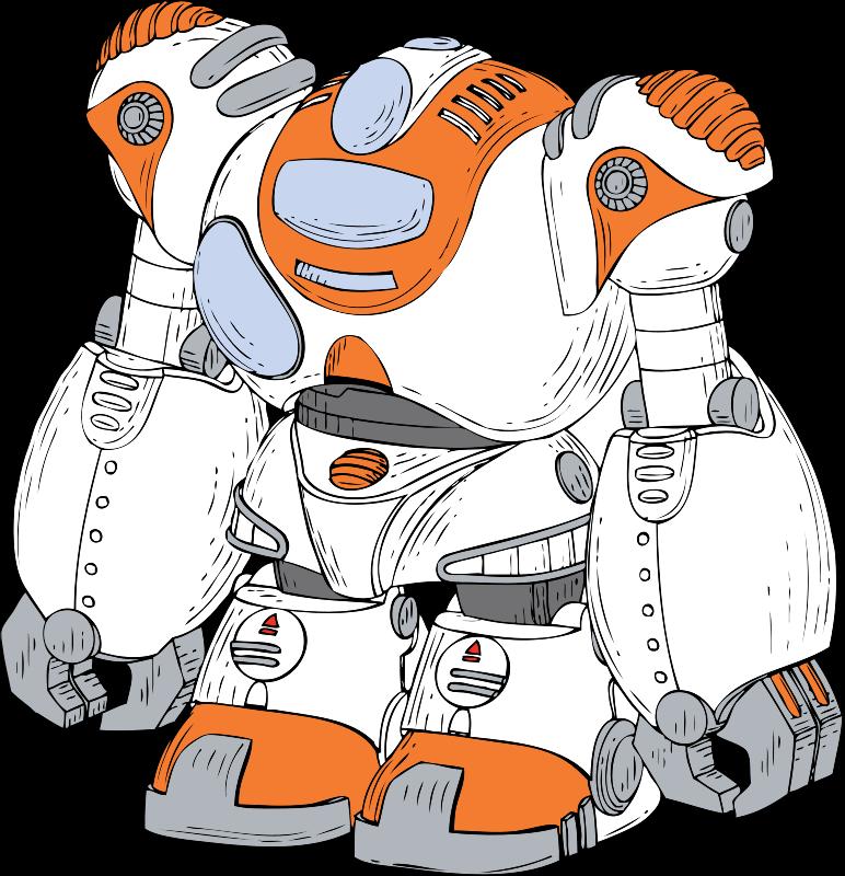 Free robot