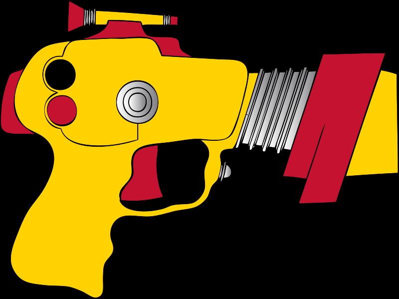 Free ray gun
